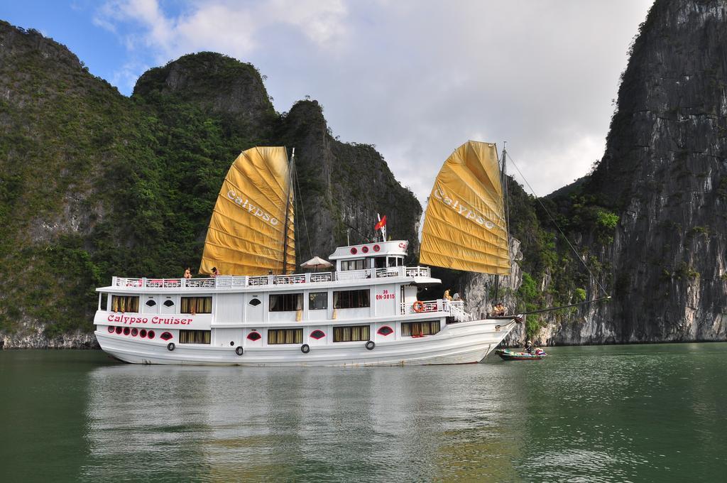 Tour Du Thuyền Calypso Cruise 2 ngày 1 đêm