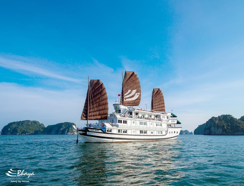Du thuyền Bhaya Classic Cruise 5 sao