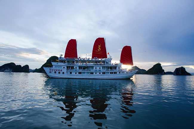 Tour Du Thuyền Syrena Cruises