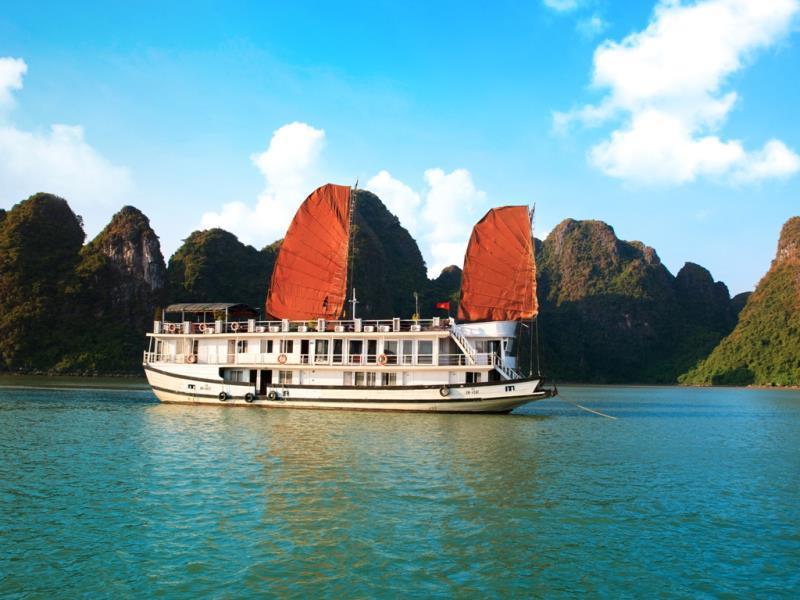 Du Thuyền Swan Cruises 3 Sao Hạ Long
