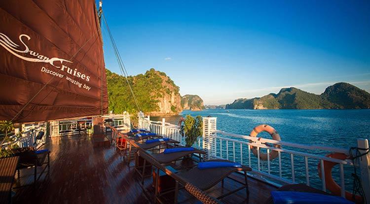 Tour du thuyền Hạ Long | Du thuyền Hạ Long giá tốt