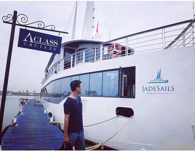 Tour du thuyền Hạ Long   Du thuyền Hạ Long giá tốt